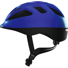 ABUS Smooty 2.0 Casco Niños, shiny blue